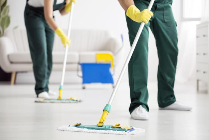 cleaning service insurance